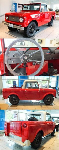 1961 International Harvester Scout 80