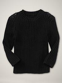 ribbed pullover [roman getaway - gap]