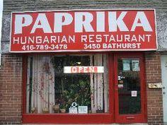 Www Paprikatoronto Atw Hu Zoltán Fejős Hungarian American Restaurants