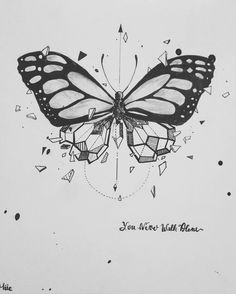 Zodiac Tattoos, Body Art Tattoos, Small Tattoos, Butterfly Sketch, Butterfly Tattoo Designs, Cool Art Drawings, Cartoon Drawings, Cool Anime Guys, Color Pencil Art