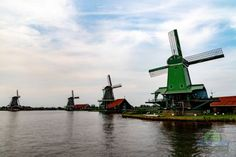 I mulini a vento di Zaanse Schans | PietrofotoGallery Zaanse Schans Windmills, Statue Of Liberty, Amsterdam, Travel, Statue Of Liberty Facts, Viajes, Statue Of Libery, Destinations, Traveling