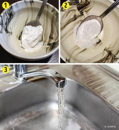 94 best bicarbonate de soude images on pinterest in 2018 baking soda cleaning hacks and health. Black Bedroom Furniture Sets. Home Design Ideas