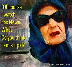 Hammers and Guns: How Fox News Has Poisoned the Mind of the American Public | Nomadic Politics