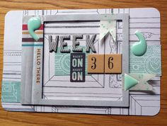 Project Life 2013 Week 36 by cannycrafter at @Studio_Calico
