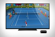 Motion Tennis - no need for a wii anymore...
