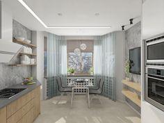 2-х комнатная квартира в Москве - Дизайн студия Евгении Ермолаевой. Картинка 8