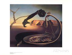 Der erhabene Augenblick Prints by Salvador Dalí at AllPosters.com