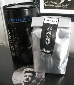 Top 10 Bizarre Celebrity Endorsed Products - David Lynch's Coffee