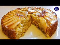 TARTA SUECA de MANZANA🍏 | Tarta casera fácil y rápida - YouTube Apple Tart Recipe, Fruit Bread, Pan Dulce, Tofu, Lasagna, Quiche, Cupcake Cakes, Cupcakes, French Toast