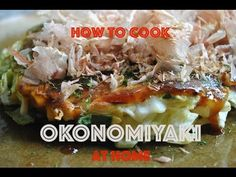 How to make okonomiyaki at home【RocketKitchen】 | RocketNews24