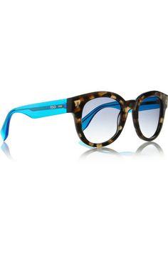 #Fendi D-frame acetate #sunglasses #accessories