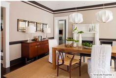 Decor Ideas Terracotta Property House Renovation Room Dark Trim