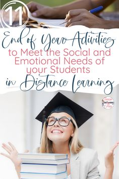 11 End of Year Activities to Meet the Social and Emotional Needs of Your Students — Teach BeTween the Lines