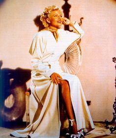 Rita Hayworth en una