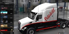 Peterbilt 579 skin by 31MayGroup for ATS-1