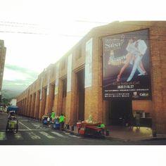 En el Centro Cultural de Cali, se vive el #fmundialsalsa #Cali #Colombia @cartelurbano @secreculturacali
