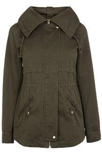 The Evie Utility Jacket