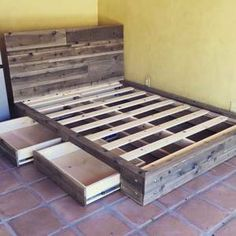 "los angeles furniture ""platform bed with drawers"" - craigslist"