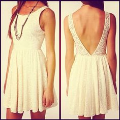 Beautiful Urban Outfitters dress.