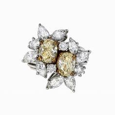 Crossover Ring, Brooch, Rings, Jewelry, Fashion, Jewellery Making, Moda, Jewerly, Jewelery