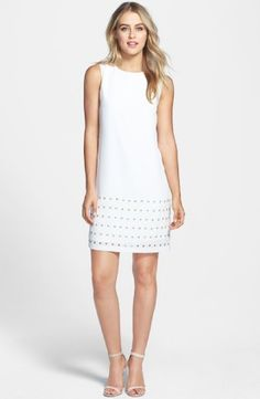 Perfect #LWD #rehearsaldinner #trendingnow #whiteout #vincecamuto