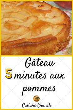 dessert with apples easy & dessert with apples ; dessert with applesauce ; dessert with apples easy Easy Cheesecake Recipes, Apple Cake Recipes, Apple Desserts, Easy Cake Recipes, Dessert Recipes, Quick Easy Desserts, Easy Meals, Pistachio Dessert, Food And Drink
