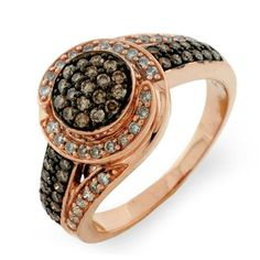Shop online Arthurs Collection RSD-10304 Rose Gold DIAMOND Rings  at Arthur's Jewelers. Free Shipping