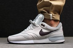 Nike have bought back the Air Odyssey from 1987 and ain't she dope! Born in the same year as the Air Max 1, somehow/someway these retro runners seem to have survived the dreaded toebox reworking…