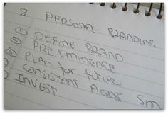 PR and personal branding should go hand in hand.