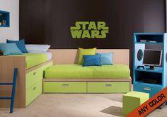 Star Wars Logo Kids Vinyl Decal Sticker on Etsy, $19.99