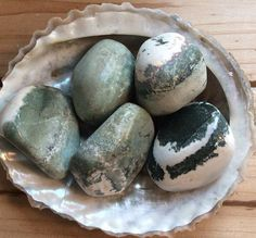 Green Sardonyx Healing Stone Healing Crystal by SoulswithHeart