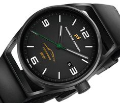 Porsche Design 1919 Datetimer Eternity One Millionth 911 Limited Edition Watch Watch Releases Limited Edition Watches, Porsche Design, One In A Million, Smart Watch, Watches For Men, Flag, Space, Random, Jewelry