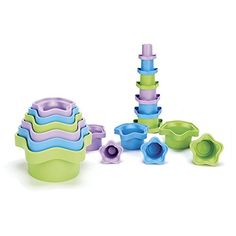Stacking Cups Green Toys https://smile.amazon.com/dp/B004K6KM8A/ref=cm_sw_r_pi_dp_x_tURsybM837TCB