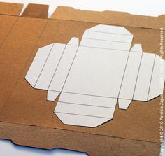 matchbox tutorial... great for reusing cereal boxes!