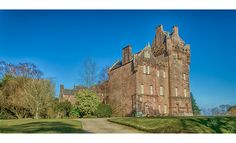Brodick Castle 3 von Manuel Gloger