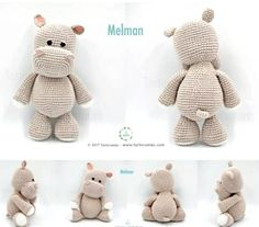 Crochet Amigurumi - 225 Free Crochet Amigurumi Patterns - Page 4 of 4 - DIY & Crafts