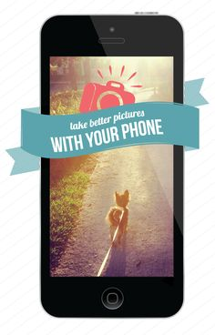 Take Better Pictures with your Phone #iphone #instagram