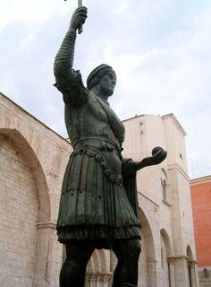 Colosso di Barletta V secolo
