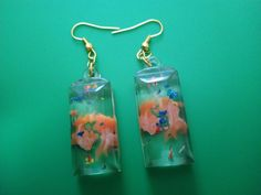 Pair of Gold Fish Symbol of Love Marriage Good Luck Natural