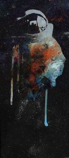Cowboy Bebop Cosmonaut Art Print by Maʁϟ