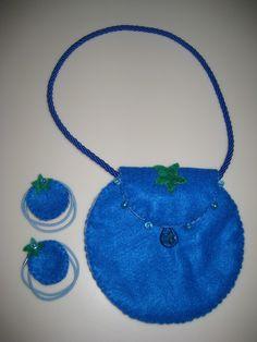 bag #bag #blueberry