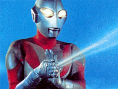 Ultraman - I've never found anyone else who remembers this show!