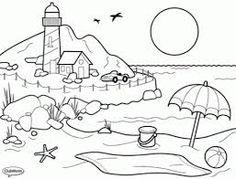 18 meilleures images du tableau dessin du bord de mer en 2016 recherche bord de mer et dessin - Dessin vacances mer ...