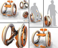 Conceptos de Diseño para sillas de ruedas - Taringa! …