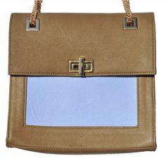 Jabiru Blue #handbags #pastels #leather #unique #designer #volaga #summer #collection #fashion #accesories