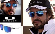 Fernando Alonso Oakley OO9262