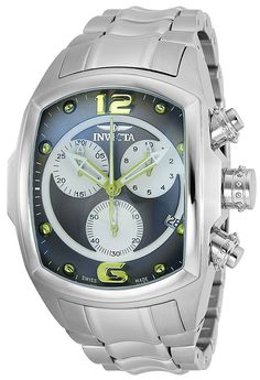 Invicta Lupah watch in Stainless Steel at InvictaStores.com