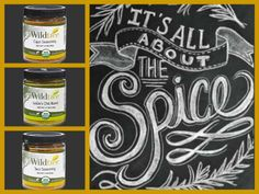 Take a walk on the WILDSIDE, Wildtree style. We have so many interesting spice blends, I just cannot try them quickly enough...www.mywildtree.com/juliezim/