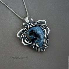 Moon Jewelry, Jewelry Tree, Copper Jewelry, Cute Jewelry, Resin Jewelry, Wire Pendant, Wire Wrapped Pendant, Wire Wrapped Jewelry, Fantasy Jewelry