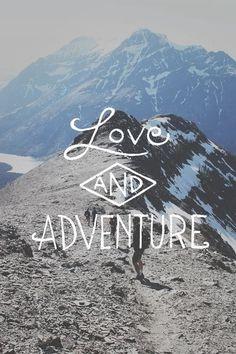 Adventure, wanderlust